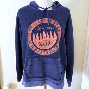 American Eagle Outfitters Into The Wild Sweatshirt